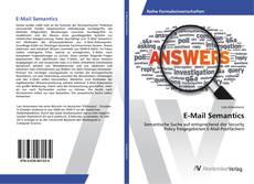 Portada del libro de E-Mail Semantics
