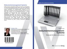 Bookcover of Dokumentenmanagement-Systeme