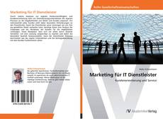 Couverture de Marketing für IT Dienstleister