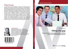 Bookcover of Filling the gap