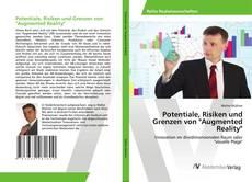 """Capa do livro de Potentiale, Risiken und Grenzen von """"Augmented Reality"""""""
