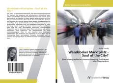 Обложка Wandsbeker Marktplatz - Soul of the City?