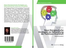 Portada del libro de Neue therapeutische Strategien zur Behandlung der Parkinson-Krankheit