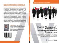 Capa do livro de Diversity Management-Einführung in technologiegetriebenen Unternehmen