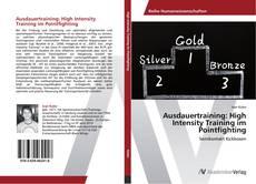 Portada del libro de Ausdauertraining: High Intensity Training im Pointfighting