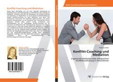 Portada del libro de Konflikt-Coaching und Mediation