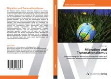 Bookcover of Migration und Transnationalismus