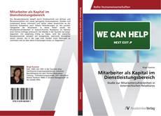 Bookcover of Mitarbeiter als Kapital im Dienstleistungsbereich