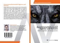 Capa do livro de Zusammenarbeitsmodell Agentur und Konzern