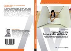 Buchcover von Soziale Netze im   kommunalen Wahlkampf