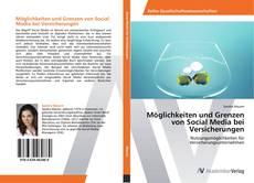 Bookcover of Möglichkeiten und Grenzen von Social Media bei Versicherungen