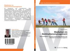 Capa do livro de Mediation im Destinationsmanagement