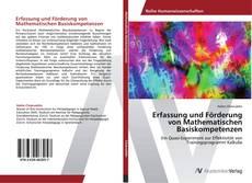 Buchcover von Erfassung und Förderung von Mathematischen Basiskompetenzen