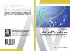 Bookcover of Musik und Wahrnehmung