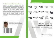 """Buchcover von Die """"Karriere"""" der Metapherntheorie"""