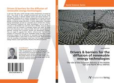 Bookcover of Drivers & barriers for the diffusion of renewable energy technologies