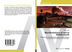 Bookcover of Manifestations of evil in Middle-Earth
