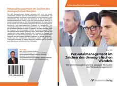 Personalmanagement im Zeichen des demografischen Wandels的封面