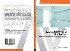 Buchcover von TQM und ISO 9000 im Krankenhaus