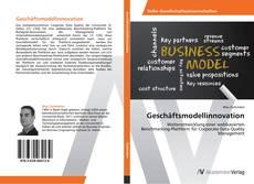 Geschäftsmodellinnovation kitap kapağı