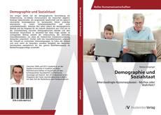 Borítókép a  Demographie und Sozialstaat - hoz