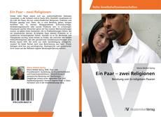 Portada del libro de Ein Paar – zwei Religionen