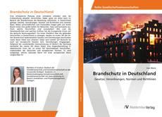 Capa do livro de Brandschutz in Deutschland