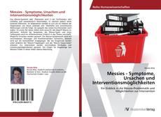 Обложка Messies - Symptome, Ursachen und Interventionsmöglichkeiten