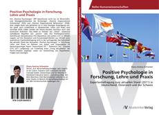 Buchcover von Positive Psychologie in Forschung, Lehre und Praxis