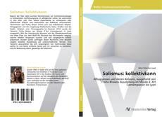 Buchcover von Solismus: kollektivkann