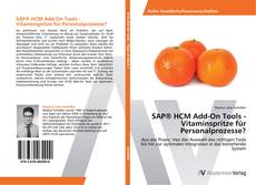 Buchcover von SAP® HCM Add-On Tools - Vitaminspritze für Personalprozesse?