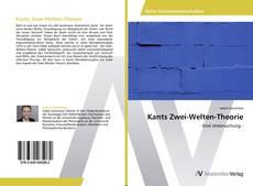 Capa do livro de Kants Zwei-Welten-Theorie