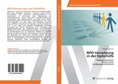 Bookcover of NPO-Vernetzung  in der Opferhilfe