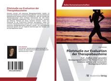 Bookcover of Pilotstudie zur Evaluation der Therapiebausteine
