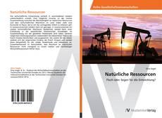 Buchcover von Natürliche Ressourcen