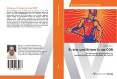 Buchcover von Streiks und Krisen in der DDR
