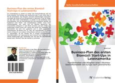 Bookcover of Business-Plan des ersten Biomüsli Start-Ups in Lateinamerika