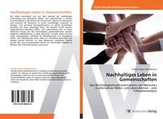 Portada del libro de Nachhaltiges Leben in Gemeinschaften