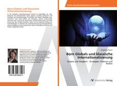 Copertina di Born Globals und klassische Internationalisierung
