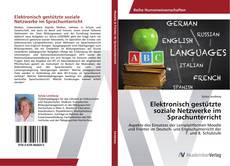 Обложка Elektronisch gestützte soziale Netzwerke im Sprachunterricht