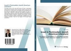 Bookcover of Israel in Postmodern Jewish American Literature