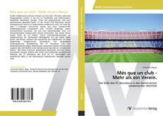 Bookcover of Més que un club - Mehr als ein Verein.