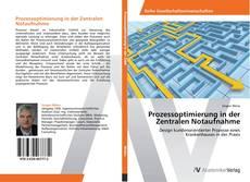 Borítókép a  Prozessoptimierung in der Zentralen Notaufnahme - hoz