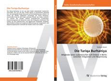 Die Tariqa Burhaniya的封面