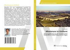 Buchcover von Missionare in Uniform