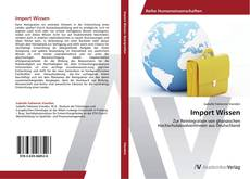 Import Wissen的封面