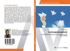 Portada del libro de Lockvogelangebote