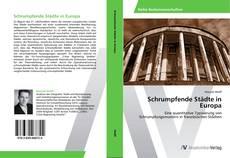 Buchcover von Schrumpfende Städte in Europa