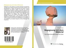 Capa do livro de Begegnung mit dem Material