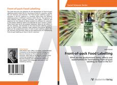 Portada del libro de Front-of-pack Food Labelling
